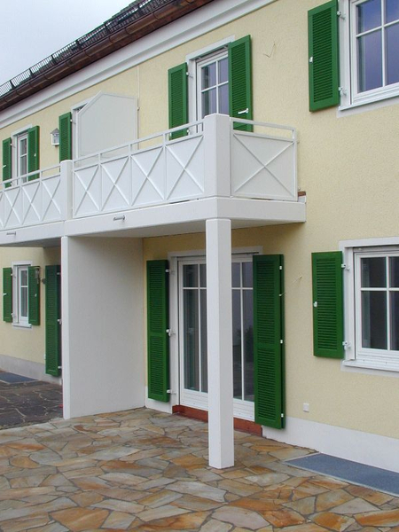 Anspruchsvolle Und Individuelle Balkone Balkongelander