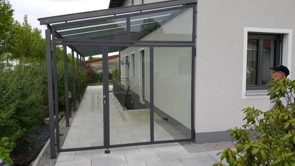 Terrassenuberdachung Mit Seitenwand ~ Fenstergitter trennwände michael poitner gmbh